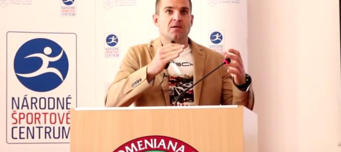 Videozáznam z konferencie o kondičnom tréningu